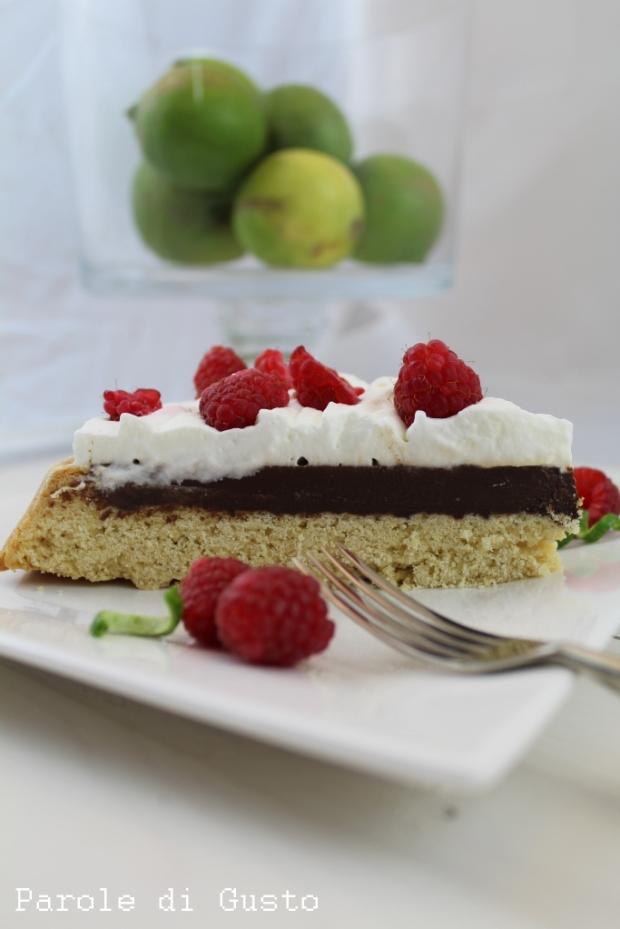 crostata panna e cioccolato IMG_3477