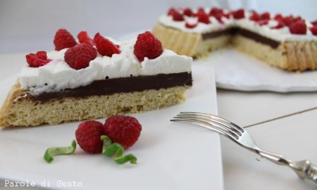 crostata panna e cioccolato IMG_3494